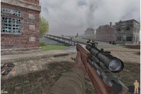 World War II Sniper Call To Victory Game - Free Download ...