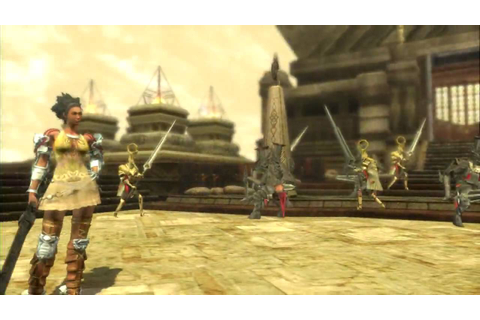 Lost Odyssey HD XBOX 360 Gameplay - YouTube