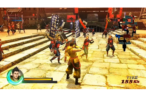 Download Free Game PC WII Sengoku Basara 3 Samurai Heroes ...