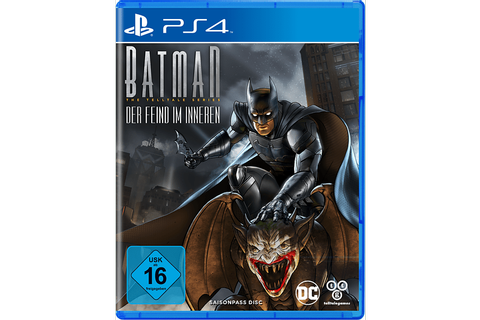 Batman – The Telltale Series: Der Feind im Inneren ...