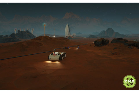 City-Building Game Surviving Mars Is Coming to Console in ...