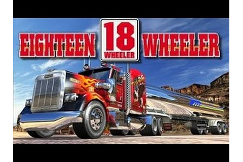 18 Wheeler: American Pro Trucker - Sega Dreamcast - Game ...