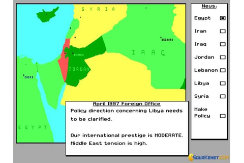 Conflict - The Middle East Political Simulator download PC
