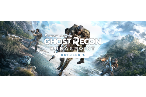 Tom Clancy's Ghost Recon® Breakpoint Game | PS4 - PlayStation