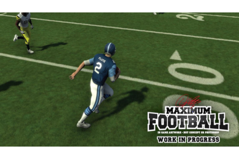 Maximum Football 2019: Patrons Get Early Look at Game ...