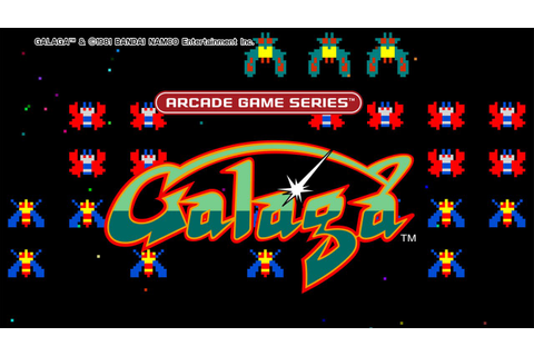 Arcade Game Series * Galaga | Gameplay [Xbox One / 1080p ...