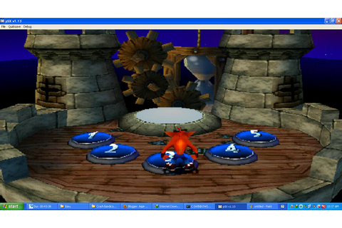 Crash Bandicoot 3: Warped Full (PC Game) | Gila Soft Komputer