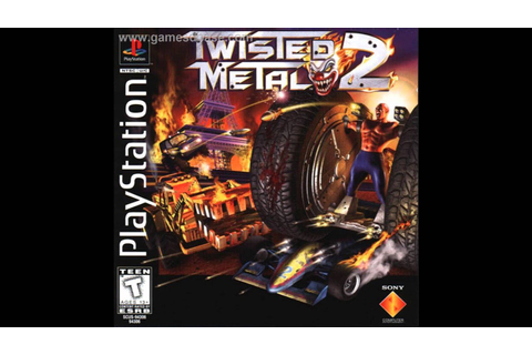 Twisted Metal 2: Full Game Soundtrack - YouTube