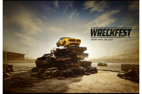 Demolition Derby Themed Racing Game Wreckfest Launches ...