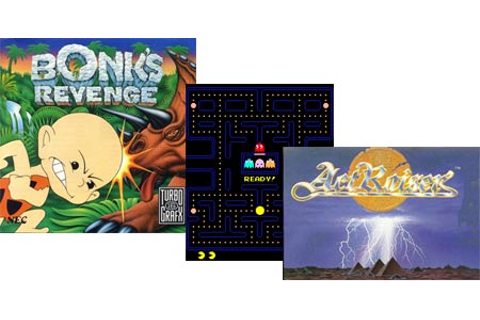 PacMan, Bonk's Revenge and ActRaiser return to the Wii ...