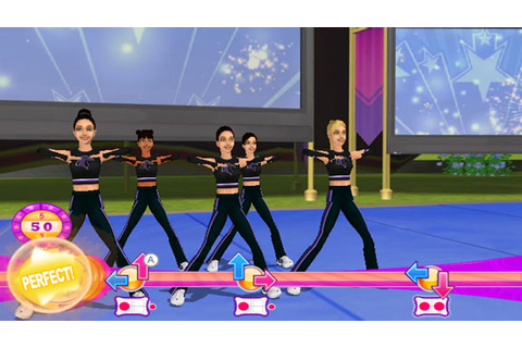 Amazon.com: All Star Cheer Squad - Nintendo Wii: Artist ...