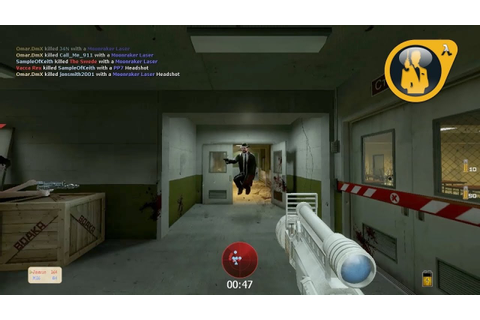 Goldeneye Source - Bunker & Facility multiplayer Gameplay ...