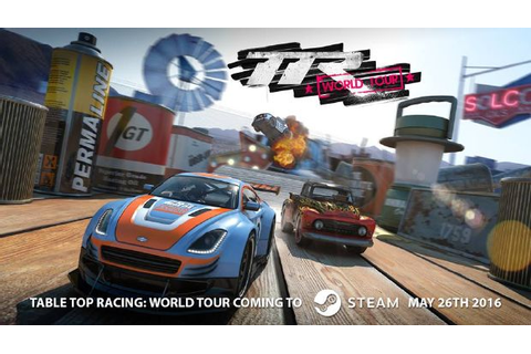 Table Top Racing: World Tour Free Download « IGGGAMES