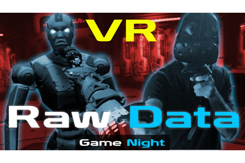 Raw Data - Game Night - YouTube