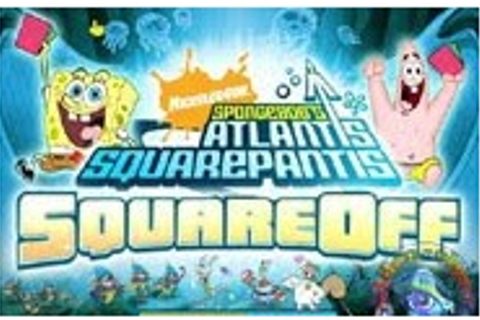 Play Spongebobs Atlantis Squarepantis SquareOff Nick Game ...