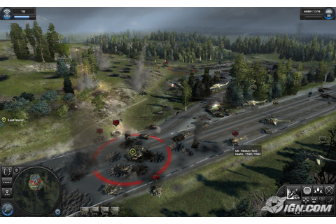 World in Conflict: Soviet Assault Screenshots, Pictures ...