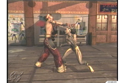 Tao Feng: Fist of the Lotus Screenshots, Pictures ...