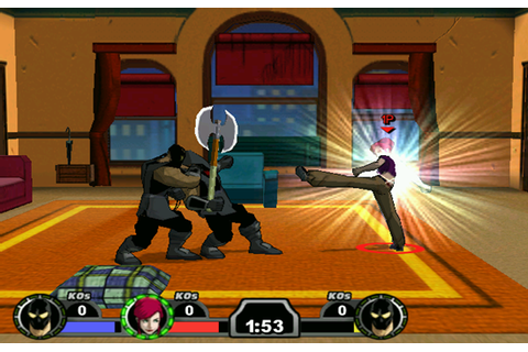 Teenage Mutant Ninja Turtles Mutant Melee Game for PC full ...