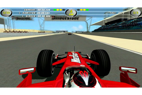 Formula 1 2007 - Full Version Game Download - PcGameFreeTop