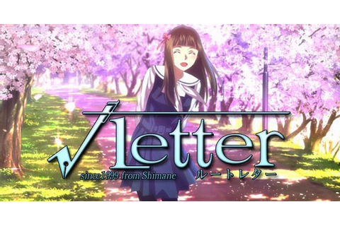 "The visual novel game ""Letter"" lands in EU this year - TGG"