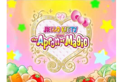 Hello Kitty and the Apron of Magic Opening Movie A - YouTube