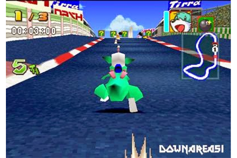 Bomberman Fantasy Race PS1 ISO - Download Game PS1 PSP ...