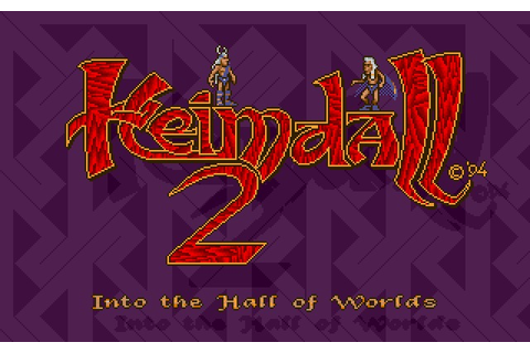 Heimdall 2: Into the Hall of Worlds Screenshots