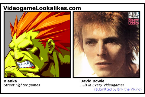 David Bowie is in every video game The Poke