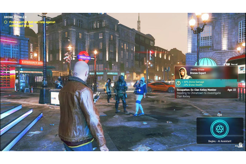 Watch Dogs 3: Legion Gameplay (London) - YouTube