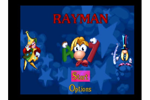 James & Friends Look-At: Rayman Brain Games (PS1) - YouTube