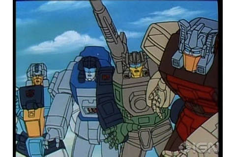 Transformers: The Japanese Collection - Headmasters DVD ...