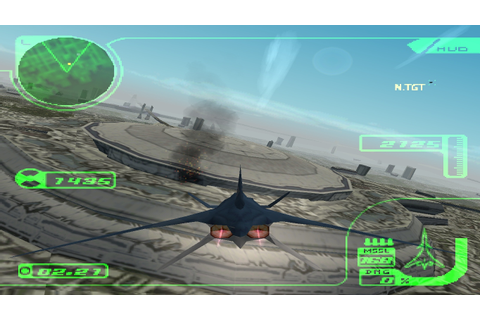 Ace Combat 3 - Electrosphere (USA) ISO