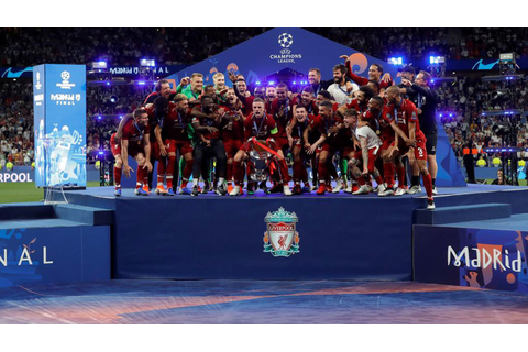 Champions League: Liverpool, the new kings of Europe ...