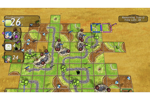 Xbox One Getting Strategic with Carcassonne; Title Added ...
