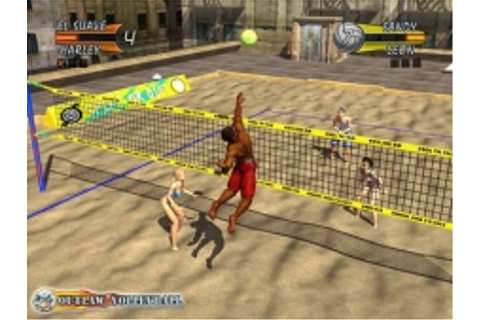 Outlaw Volleyball: Remixed PS2 review - DarkZero