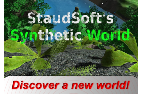 StaudSoft's Synthetic World Beta Demo 0.2.1 file - Indie DB