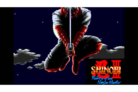 Shinobi III Return of the Ninja Master- Japonesque SAMPLE ...