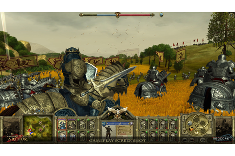 King Arthur - The Role-playing Wargame Steam Key for PC ...