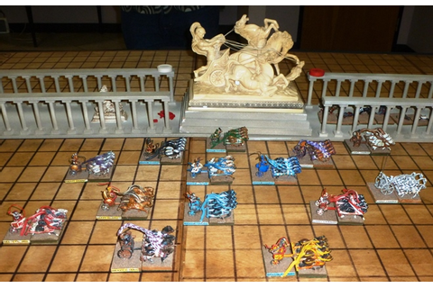 Super Galactic Dreadnought: Circus Maximus at Millcon