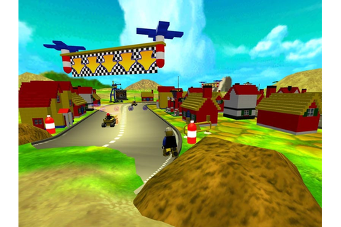 Download Game Lego Racers 2 PS2 Full Version Iso For PC ...