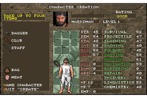 Download Yendorian Tales: Book I - Chapter 2 rpg for DOS ...