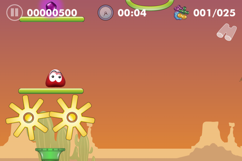 Blobster review (iPod/iPhone) | ArcadeLife : Life vs Video ...