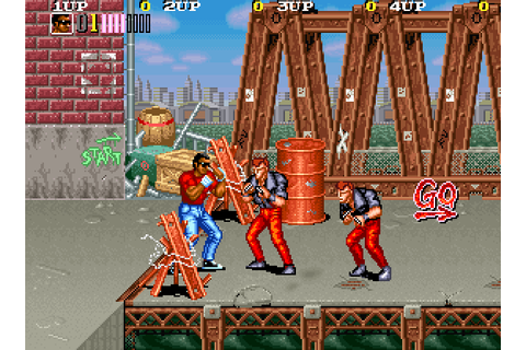 Vendetta (1991) Arcade game
