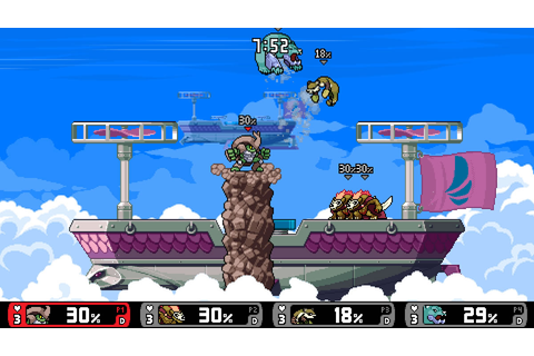 Rivals of Aether | A fórmula de Smash Bros e a boa ...
