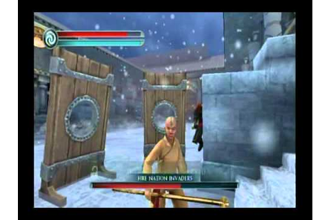 The Last Airbender Movie Game Walkthrough Part 9 (Wii ...