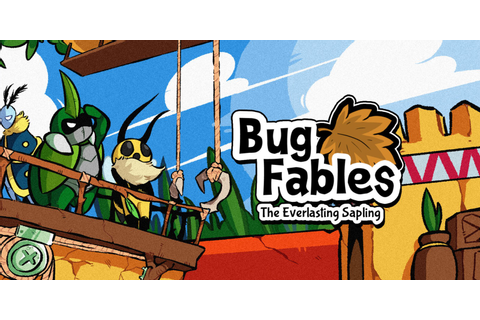 Bug Fables: The Everlasting Sapling | Nintendo Switch ...