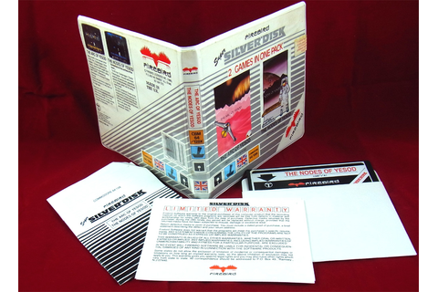 C64: 2 Games IN One Pack: The Arc of Yesod, The Nodes of ...