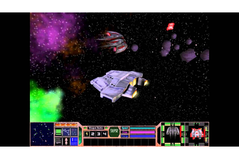 Space Empires Starfury PC 2003 Gameplay - YouTube