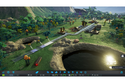 Ambitious Sci-fi City Builder Aven Colony Revealed, Set ...