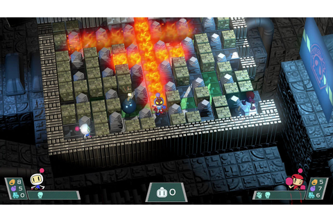 Super Bomberman R v2.1.1 torrent download - SKIDROW